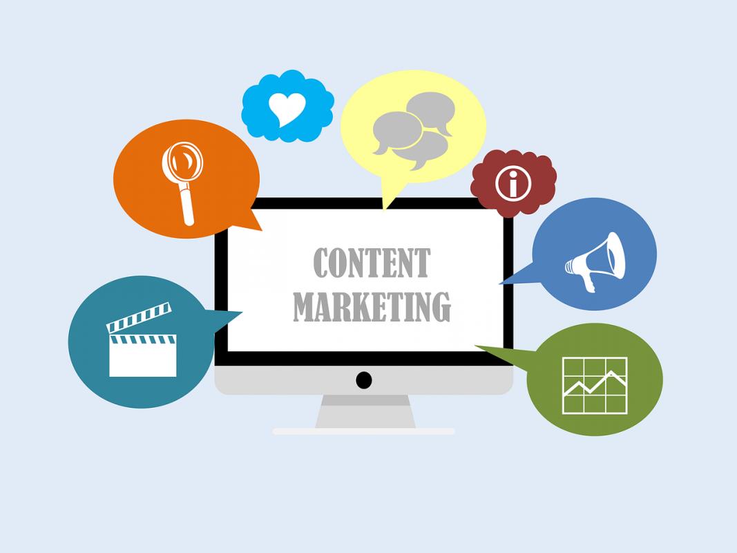 8 Bước tạo nên chiến lược Content Marketing phát triển thương hiệu ...