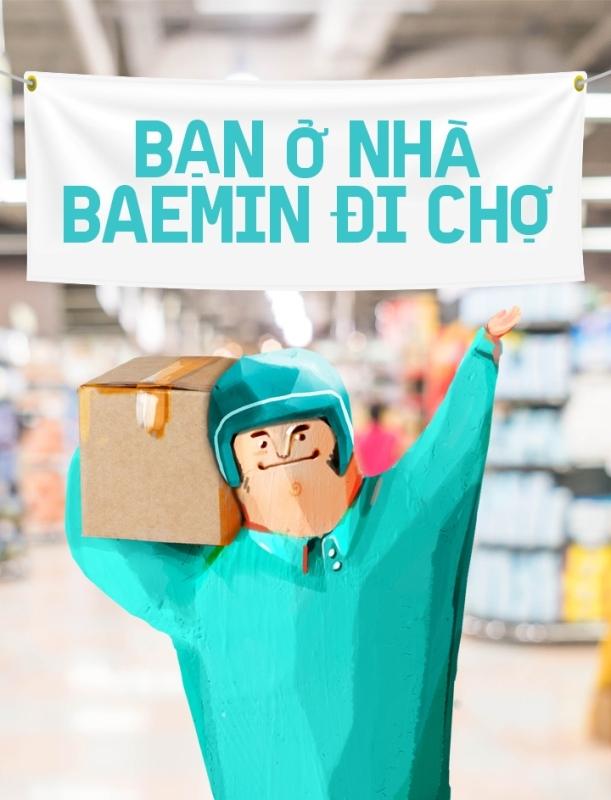 Baemin và Marketing trong mùa dịch