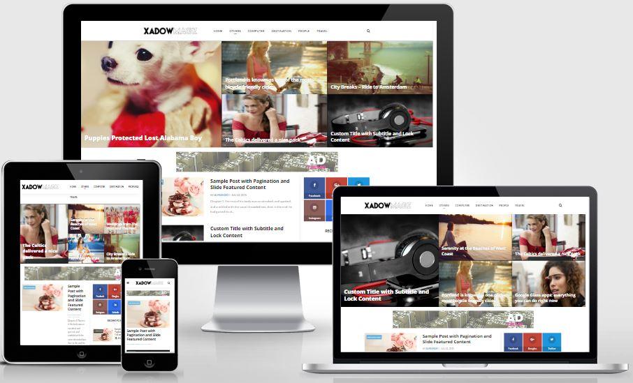 thiết kế website trên điện thoại - mobile-friendly