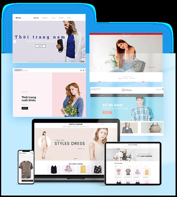 Có rất nhiều mẫu theme website doanh nghiệp có sẵn trên WordPress