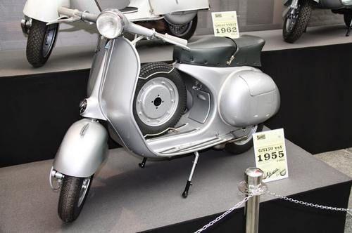 Vespa GS150 VS1 - Một trong các dòng xe Vespa cổ được yêu thích, khó tìm và có thể nói là vô giá