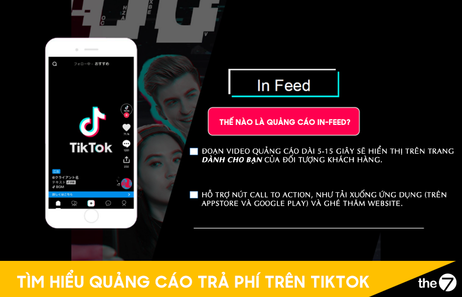 Quảng cáo trả phí trên TikTok cho doanh nghiệp