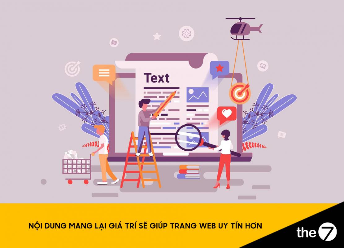 Tối ưu website doanh nghiệp bằng Content Marketing
