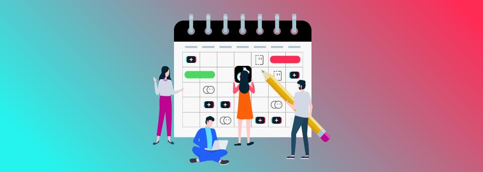 Lập kế hoạch nội dung cho TikTok Marketing