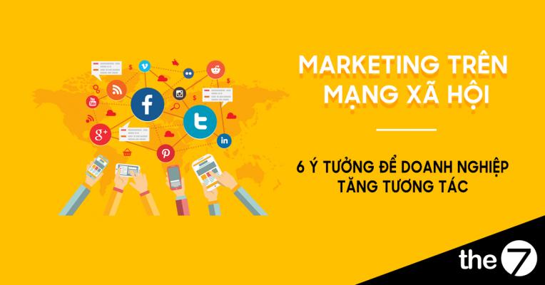 Thumbnail Marketing trên mạng xã hội