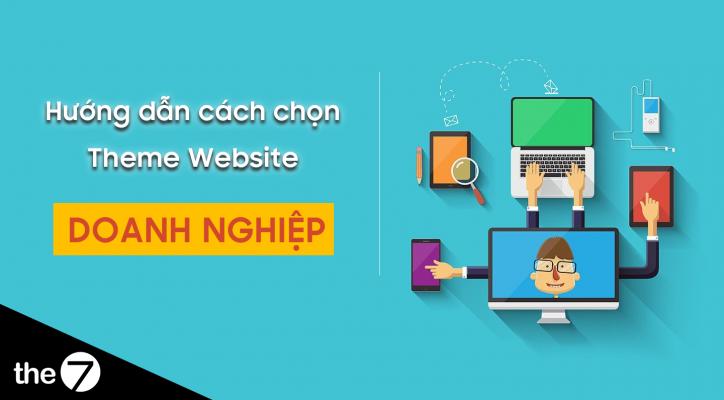 Theme website cho doanh nghiệp