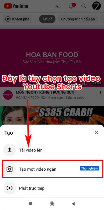 Marketing Youtube Shorts - The7