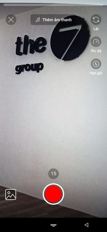 Tạo Video Youtube Shorts trên điện thoại